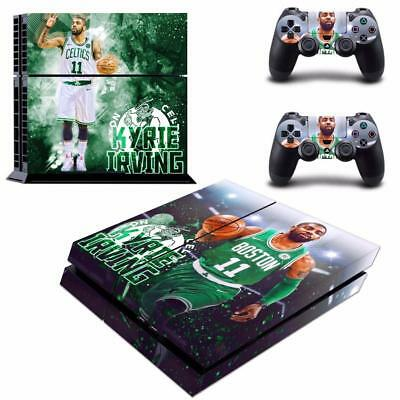 Faceplates, Decals & Stickers Playstation 4 Pro Nba Skin Sticker For Ps4 Pro Boston Celtics Basketball