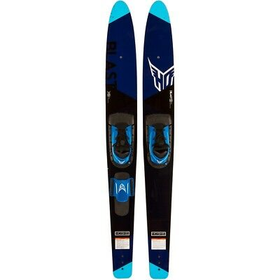 HO Sports Water Skis Blast Combo with Horseshoe Boots