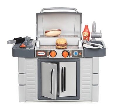 NEW Little Tikes Cook N Grow BBQ Grill from Mr Toys