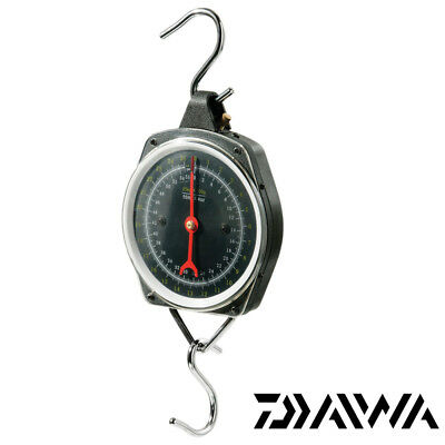 Daiwa Mission Dial Scale 25kg Weigh Scale