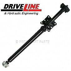 VW TOUAREG 2.5 5.0 PROPSHAFT WITH RUBBER DAMPER+CENTRE BEARING 1185mm 7L6521102
