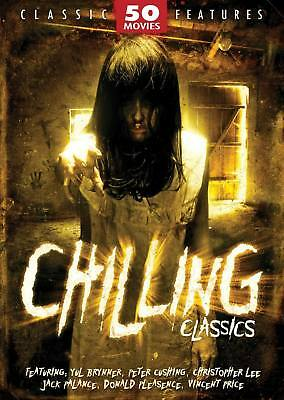 Chilling Classics: 50 Movie Pack Collection, DVD