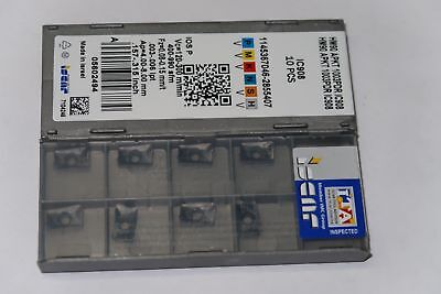 10 new ISCAR TOOL HM90 APKT 1003PDR Grade IC908 Carbide Inserts