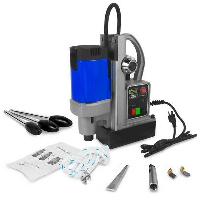 1600w Magnetic Drill Press multi functional table machine core and twist bit