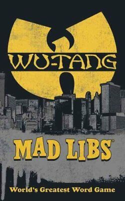 Wu-Tang Clan Mad Libs by Jay Perrone (Paperback, 2017)