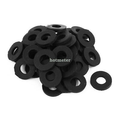 H● 50* 25mm OD O-Ring Hose Gasket Flat Rubber Washer Lot for Faucet Grommet 13mm