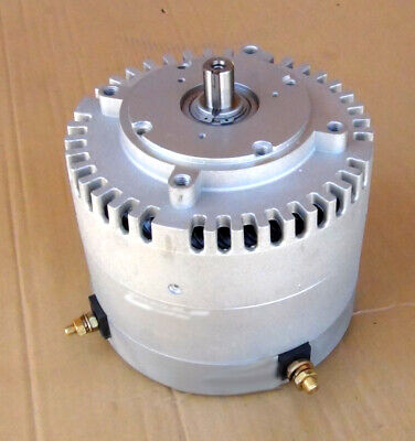 Manta 2 DC electric motor 12 24 48 Etek Permanent Magnet / Motenergy Robot War