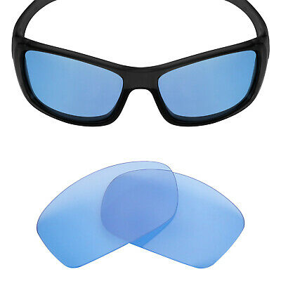 956ae3a63 MRY POLARIZED Replacement Lenses for-Oakley Hijinx Sunglasses HD Blue