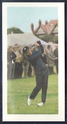 Barratt-Famous Sportsmen-#11- Golf - Player