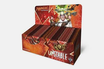36 Booster BOX Unstable MTG MAGIC UST English