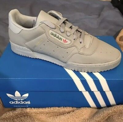 the latest b0111 c4394 Adidas YEEZY powerphase Calabasas Grey Men s size 8 CG6422 Authentic