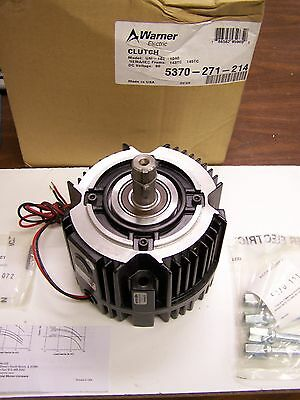 Warner Electric 143TC 145TC C-Face Clutch UM-180-1040 30 Lb Torque 90 VDC