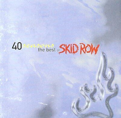 Best Of Skid Row 41 Seasons Heavy Metal Cd Neu