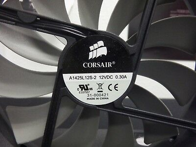 Corsair A1425L12S-2  Case Fan. **as  Is **