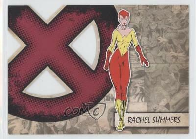 2011 Upper Deck Marvel Beginnings Series 1 #X-30 Rachel Summers Card 0p3
