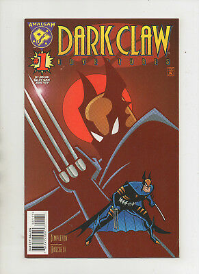Dark Claw Adventures #1 - Batman Wolverine Amalgam Comics - (Grade 9.0) 1997