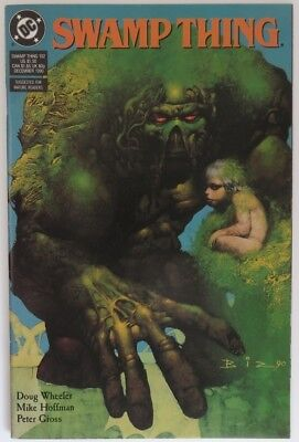 1990 Swamp Thing #102   -    Vf                      (Inv15891)