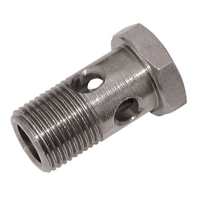 Hydraulic Hose Connectors - M14 X 1.5Mm Male Banjo Bolt Hex Head St 1-10165