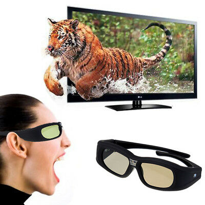 Clearance NEW 3D Glasses For DLP-LINK Projectors Active Shutter Acer/BenQ/Optoma