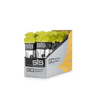 Science in Sport Go-Gel Isotonic Energy Gel - Box of 30