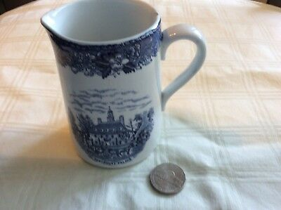 Vintage Old English Alfred Meakin Staffordshire Ware Creamer