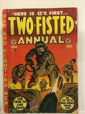 Two-Fisted Annual 1952