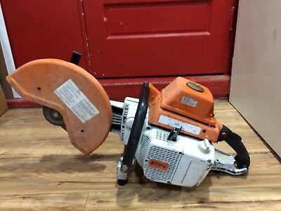 Stihl TS760 Concrete Cut-Off Saw- RUNS GREAT. Ts800, Ts700, Ts420, Ts400