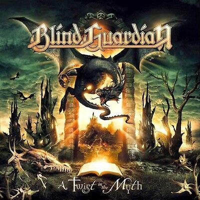 BLIND GUARDIAN A Twist In The Myth 2CD [Limited Digipak] DEMONS & WIZARDS