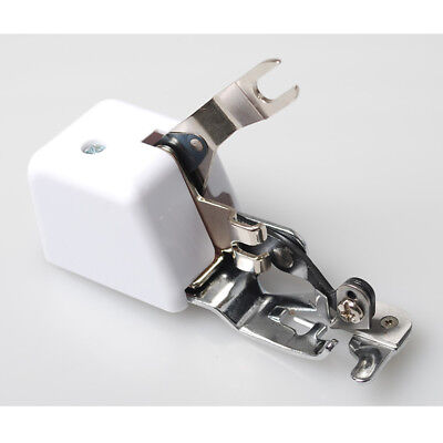 Household Side Cutter Overlock Sewing Machine Presser Foot For Low Shank Machine