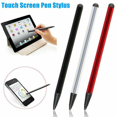 Universal 2 in 1 Touch Screen Pen Stylus for iPhone iPad Samsung Tablet PC Phone