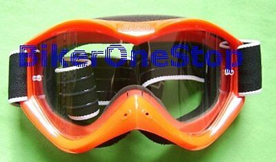 GOGPROR - GOGGLES GP PRO DIXON Off Road Racing MotoX Speedway RED New