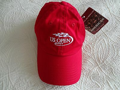 New US Open 2011 Tennis Cap with tag