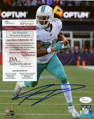 Original Brent Grimes Miami Dolphins Vs Jaguars Signed Autographed 8x10 Photo Jsa W38072 Sports Mem, Cards & Fan Shop Photos