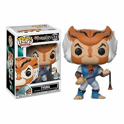 "Funko Pop Thundercats Tygra 3.75"" Vinyl Figure Specialty Series"
