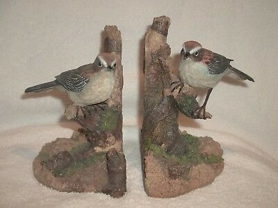 Vintage Hour of Power 2002 Sparrows Club Bookends