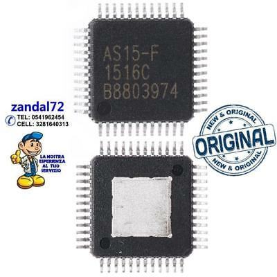 Circuito Integrado Original AS15 AS15-F IC SMD Chip TQFP 48 LCD Y58