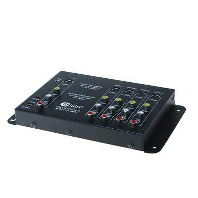 CE Labs AV-400SV Audio/Video Distribution Amplifier - SKU#878658