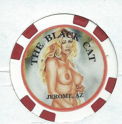 ***new*******brothel Chip*******the Black Cat*******jerome, Az***