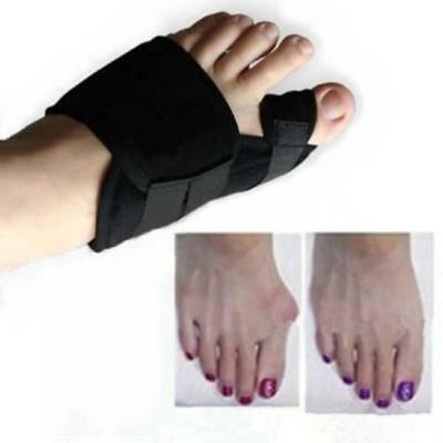 2x Bunion Foot Pain Relief Hallux Valgus Big Toe Splint Straightener Corrector J