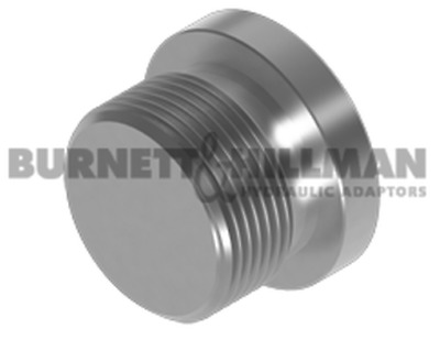 Burnett & Hillman BSP Socket Headed Plug for Bonded Seals Hydraulic Fitting