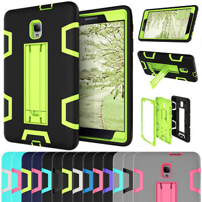 Shockproof Military Rubber Hard Case For Samsung Galaxy Tab A 8.0 SM-T380 2017