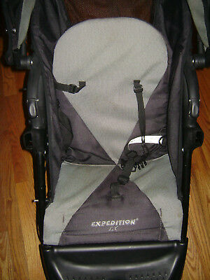 SLING CANOPY u0026 BASKET for Baby Trend Expedition LX Jogger Stroller Replacement & SLING CANOPY u0026 BASKET for Baby Trend Expedition LX Jogger ...