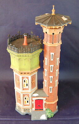 Department 56 Dickens Village Series Notting Hill Water Tower