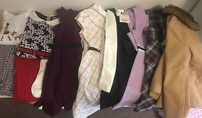 Lot Janie and Jack Used Dresses Uptown Darling Sets Carriage House Ponte Dress 6