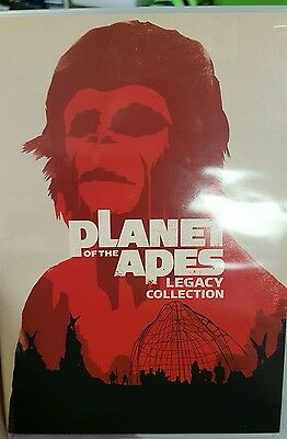 Planet of the Apes - Legacy Set 5 Movie Collection 6 Disc