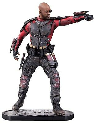 Deadshot Suicide Squad Will Smith Figure Model Resin Kit Unpainted Unassembled