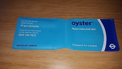 ** Early version**  Oyster card holder