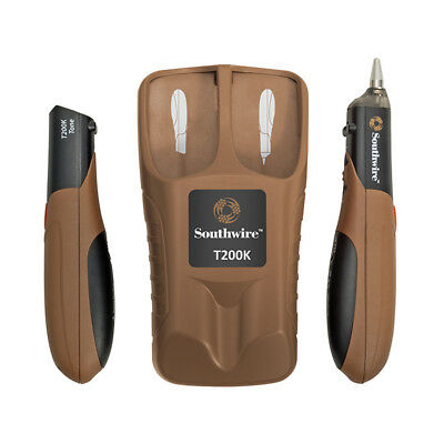 Southwire Analog Tone & Probe Meter T200K Electrical Testers Tools Test Meters