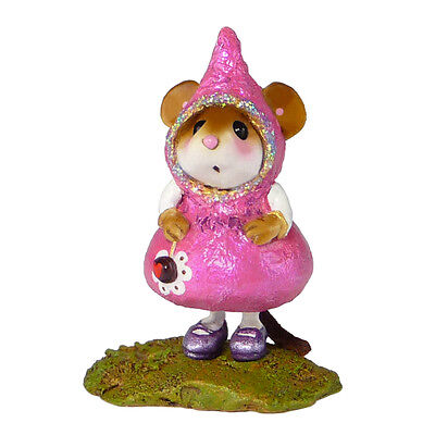 Wee Forest Folk M-465a A Sweet Valentine   - Valentine Special