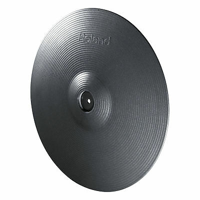 Roland CY-14C V-Cymbal Crash (Metallic Gray)